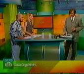 Участие в программе Олега Сергеева на телеканале